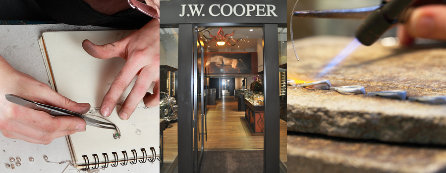JW COOPER HAND MADE BUCKLES OUR STORY